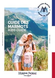 Guide 2017  des marmots été / Summer kids' guide