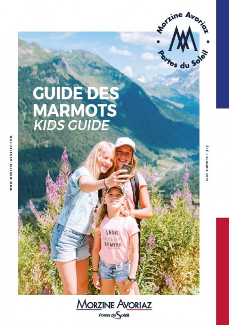 Guide des marmots été / Summer kids' guide
