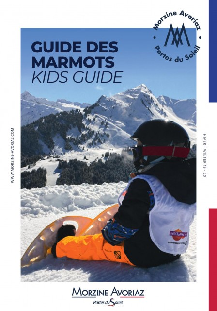Guide  des Marmots Hiver 2017-18 / Winter Kids guide