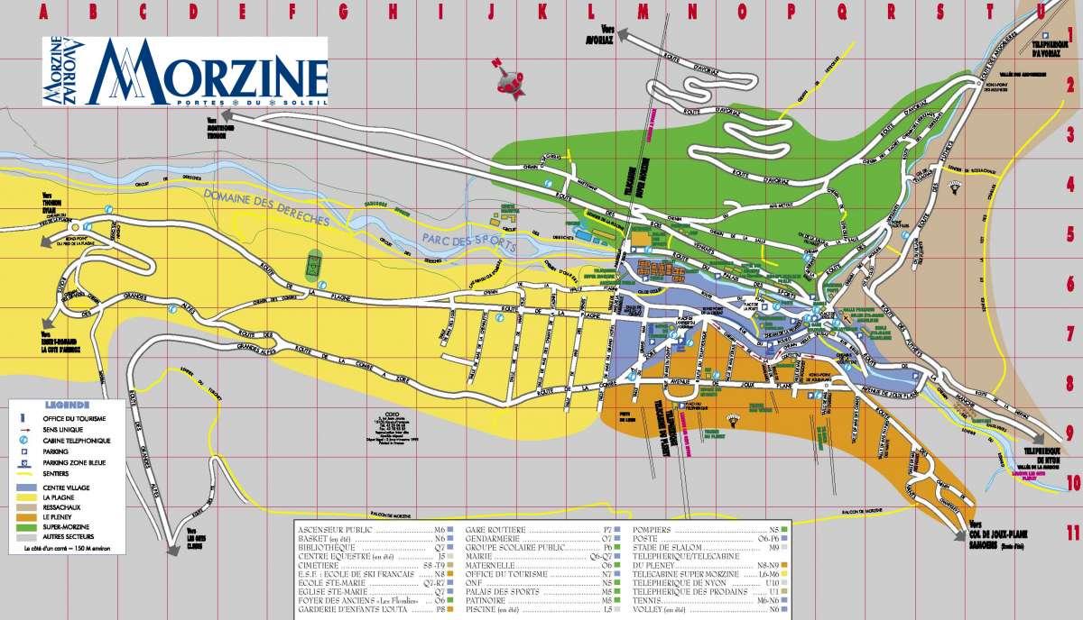 Plan de Morzine