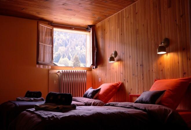 Appartement Le Soly, Soleil Levant Morzine
