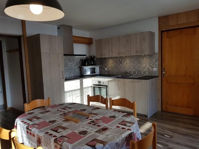 Appartement Les Bleuets Chalet Les Dryades Morzine