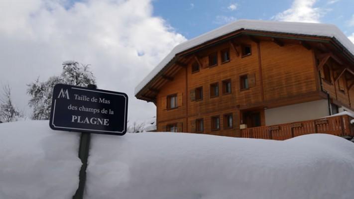 Appartement Champs de la Plagne Morzine